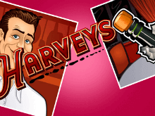 Игровой автомат Harveys