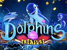 Игровой аппарат Dolphins Treasure