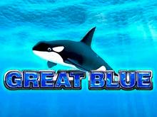 Игровой автомат Прекрасная Синева