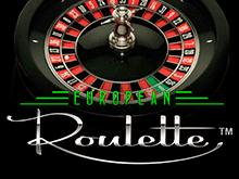 Игровой автомат Европейская Рулетка