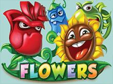 Игровой автомат Цветы