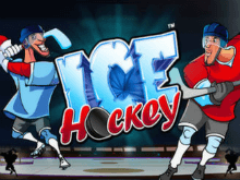 Видео-слот Ice Hockey
