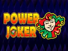 Игровой автомат Мощный Джокер