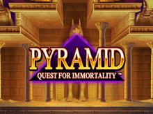 Видео-слот Пирамида: Квест Бессмертия