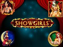 Видео-слот Шоу-Девушки