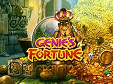 Азартный слот Genies Fortune