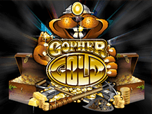 Gopher Gold в лобби сайта Вулкан 24 - слот Microgaming