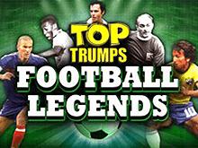 Онлайн-автомат Top Trumps Football Legends